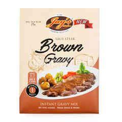 Jay's Kitchen Saus Steak Brown Gravy