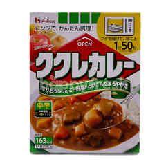 House Kukure Instant Curry Medium Hot