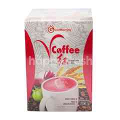 Good Morning V Coffee Red Coffee (15 Sachets x 15 g)
