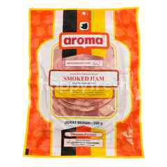 Aroma Daging Ham Babi Asap