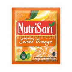 NutriSari Minuman Serbuk Instan Rasa American Sweet Orange Renceng