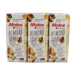 Malee Nutrient Honey With Vanilla Flavour Almond Drink