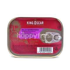 King Oscar Sild Sardines In Meditarranean Style Sauce