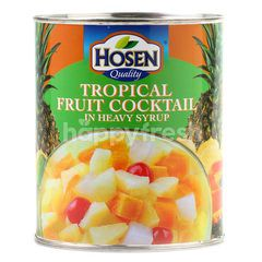 Hosen Quality Tropical Cocktail In Heavy Syrup