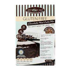 YES YOU CAN Tepung Premiks Kue Cokelat Bebas Gluten
