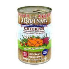 Little Big Paw Chicken - Green Bean Pepper Sweet Potato 390g