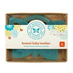 The Honest Co. Teether Bayi Kupu-Kupu