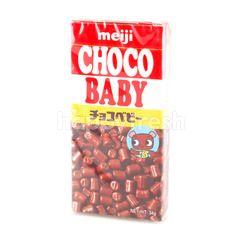 Meiji Choco Baby Milk Chocolate