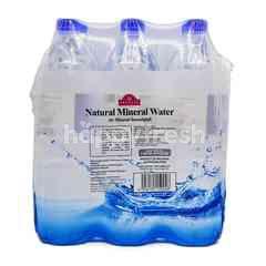 TOPVALU Natural Mineral Water (6x1.5L)