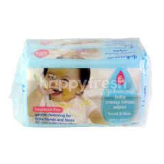 Johnson's Value Pack Baby Messy Times Wipes