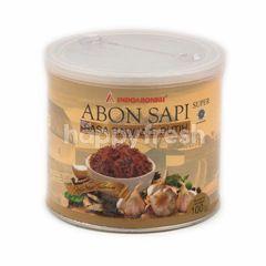 Indoabonku Beef Floss with Garlic Flavor