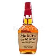 Marker's Mark Kentucky Straight Bourbon Whisky Hanmade