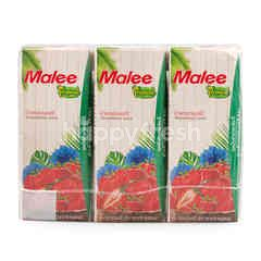 Malee Tropical Strawberry Juice 20% Pack
