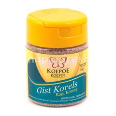 Koepoe Koepoe Gist Korels