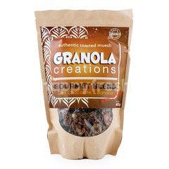 Granola Creations Gourmet Blend Authentic Toasted Muesli Dark Chocolate & Banana