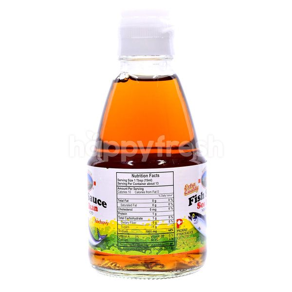 FERRY BRAND Fish Sauce - Anchovy