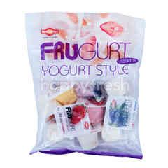 New Choice Frugurt Jelly Yogurt Aneka Rasa Buah