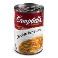 แคมเบลส์ ซุปผักผสมเนื้อไก่
