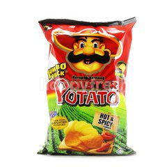 MISTER POTATO Jumbo Pack Hot & Spicy Flavour Potato Chips