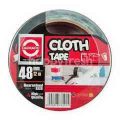 Daimaru Cloth Tape Black 48mmx12m