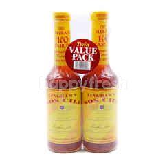 LINGHAM'S Chilli Sauce (2 Bottles)