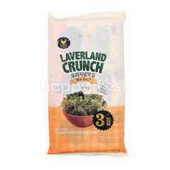 Manjun Foods Laverland Crunch Sea Salt