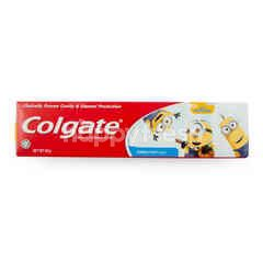 Colgate Minions Bubble Fruit Flavor Toothpaste