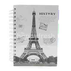 Unicorn A5 Note Book