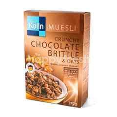 Kölln Muesli Crunchy Chocolate Brittle & Oats
