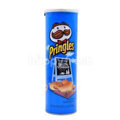 Pringles Salt & Vinegar Flavoured Potato Chips