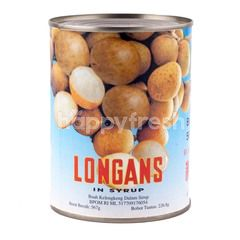 Tts Longan in Syrup