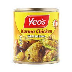 Yeo's Kurma Chicken