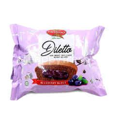 MASSIMO Diletto Blueberry Burst Moist Cake