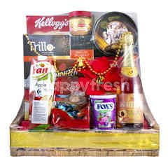 Gold Christmas Hampers