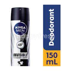 Nivea Men Invisible Black & White