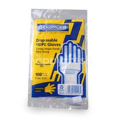 Sekoplas Disposable Hdpe Gloves