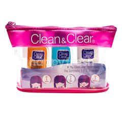 Clean & Clear Regimen Pack Facial Wash