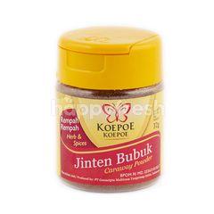 Koepoe Koepoe Jinten Bubuk