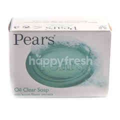 Pears Lemon Flower Extract Oil Clear Bar Soap