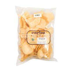 Carios Cihuyy Original Flavor Cassava Chips