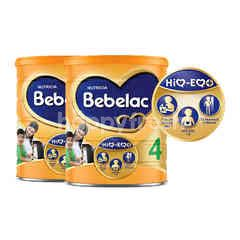 Nutricia Bebelac 4 Powdered Vanilla Milk Twinpack