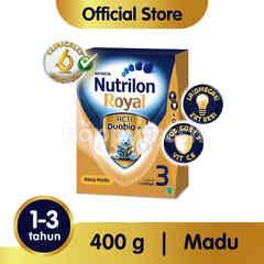 Nutrilon Royal 3 Susu Pertumbuhan (Madu)