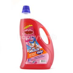 Mr Muscle Kiwi Kleen I Love You Anti-Bacterial Floor Cleaner