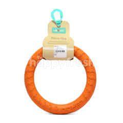 Laroo Flyng Ring Frisbee Dog Toys