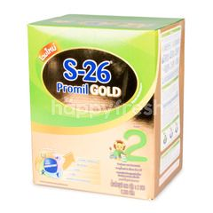 S26 Promil Gold Follow on