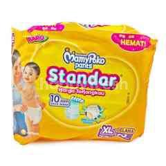 MamyPoko Standard Baby Pants Diaper XL (20 pieces)