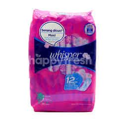 Whisper Whisper Cottony Soft Protection Maxi Non Wing