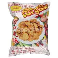 Satay Fish Chips