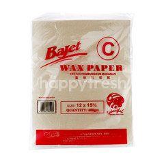 Bajet Wax Paper
