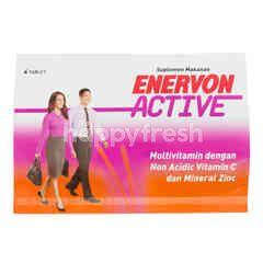 Enervon Active Multivitamin and Mineral Food Supplement